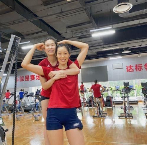 天津女排3大天才少女李盈莹、王艺竹、陈博雅全锦赛上表现不一