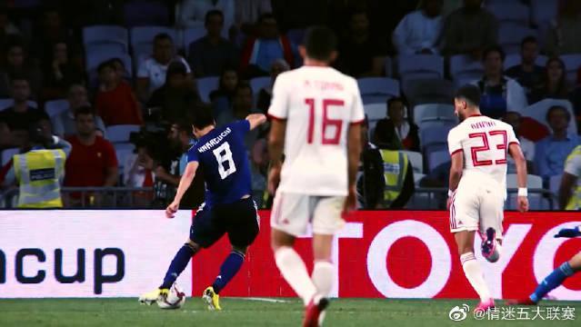 亚洲杯决赛预热宣传片,日本卡塔尔冠军之战!