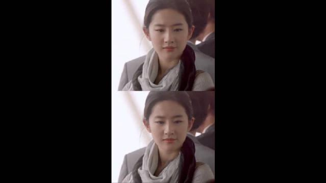 喜欢刘亦菲甜甜的笑容,淡妆美成这样,内娱只有她了!