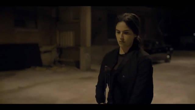 美剧《秃鹰》本季最佳女刺客!凶残冷漠,战术精湛