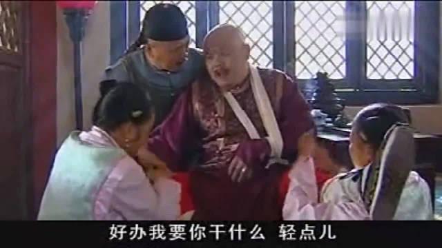 大清官:刘统勋胆子真大,在门前让大臣缴费上朝,皇帝都不敢吱声
