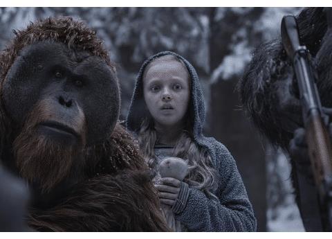 猩球崛起3终极之战:比较不错的科幻电影作品,值得了解!