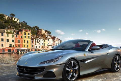 法拉利新车型曝光!Portofino M官图发布,升级后更贵