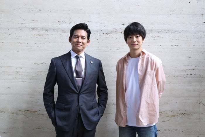 """新老《东京爱情故事》男主 两名""""永尾完治""""聚首《金装律师2》"""