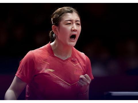世界杯刘诗雯被替换已成定局!陈梦或孙颖莎将迎职业生涯新突破