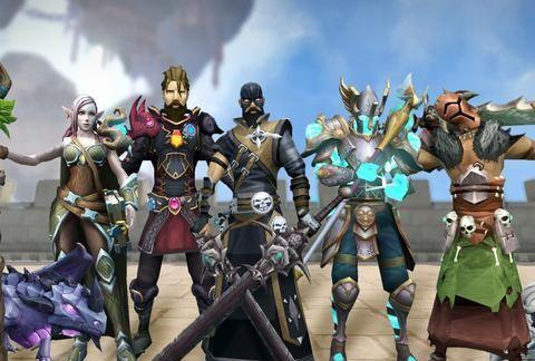 《RuneScape》将登陆Steam平台 曾获吉尼斯纪录