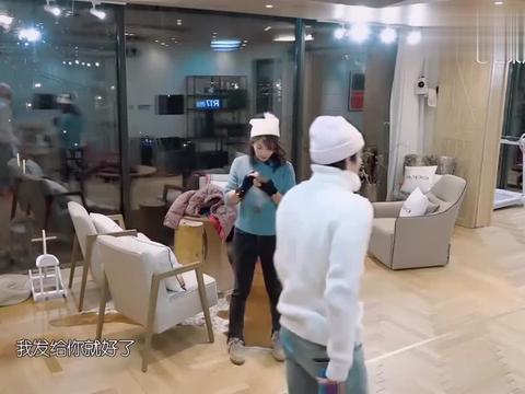 刘涛布置神秘惊喜,严格把控摄影师录制,王珂心都化了!