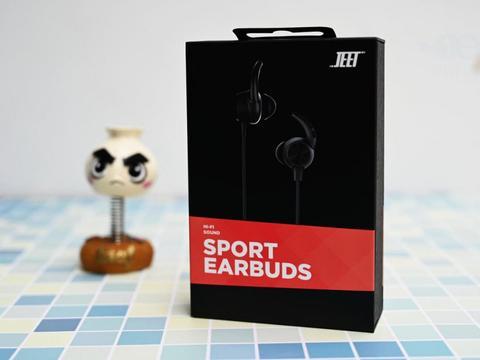 戴上动感节奏,痛快去运动,JEET W1S运动蓝牙耳机体验