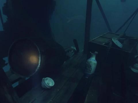 神犬小七:盗窃集团草帽礁打捞文物,不知边防军已前往逮捕