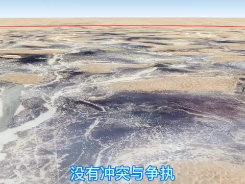 新疆塔克拉玛干沙漠中心,隐藏400多年的沙漠古村,至今起源成谜