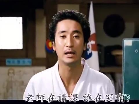 金馆长:剑道与太拳的对决,年轻的金馆长真帅,歪理一套一套的。