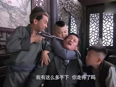 铁梨花:铁梨花要张吉安放自己走,张吉安不肯,铁梨花有招!