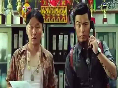 《唐人街探案》里最有喜感的一段,有多少人都不自觉的笑出了声