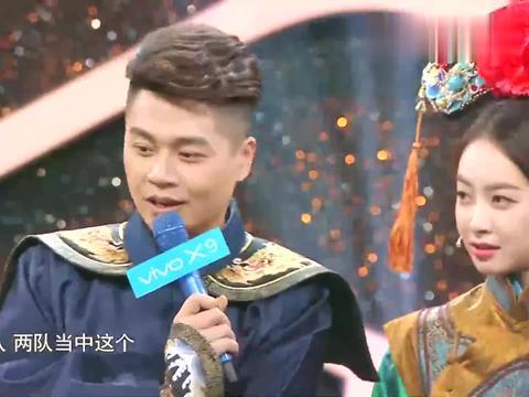 王牌对王牌:蔡少芬刘晓庆飙戏,刘晓庆气场太强,蔡少芬直接跪了