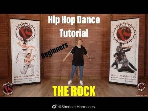 美国知名街舞工作室VersaStyle全新Hiphop基础教学第二期之The