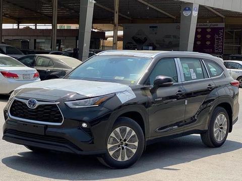 全新汉兰达实拍,新车将于11月国内首发