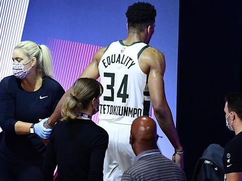"""早早出局NBA总决赛名额争夺战的雄鹿队,和""""字母哥""""都迷茫!"""