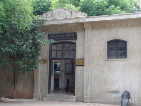 走进自来水历史博物馆 了解昆明最早的自来水生产设备