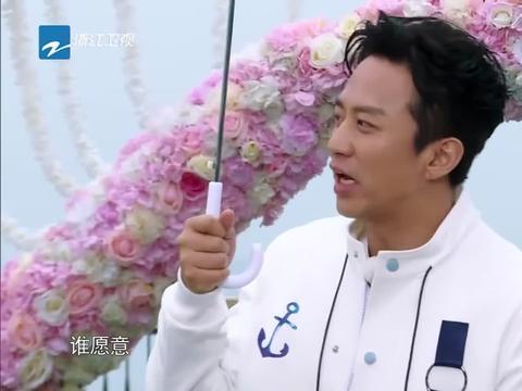 邓超化解尴尬直呼愿意和热巴一组,李晨:人家不愿意和你在一起!