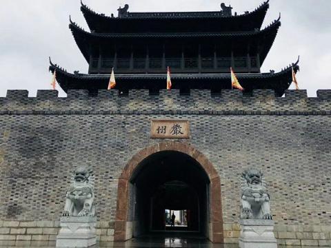 """浙江这个千年古镇,被誉为""""梅花城"""",曾跟杭州同级却少为人知"""