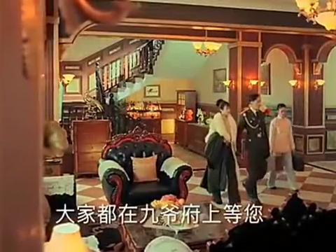 佛爷深吻新月,赵丽颖和陈伟霆都好入戏,演技好棒