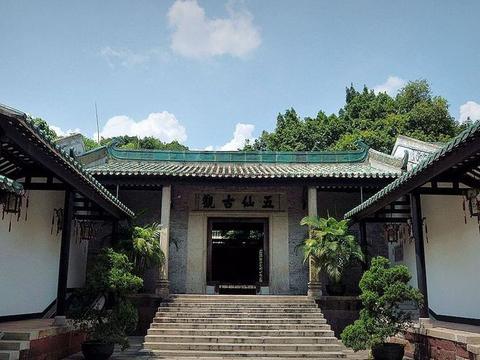 广州又一免费的道观,历史底蕴不输陈家祠堂,少有人知
