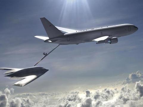 战斗机能隐形,那加油机可以吗?美媒:空军未来加油机可能自主