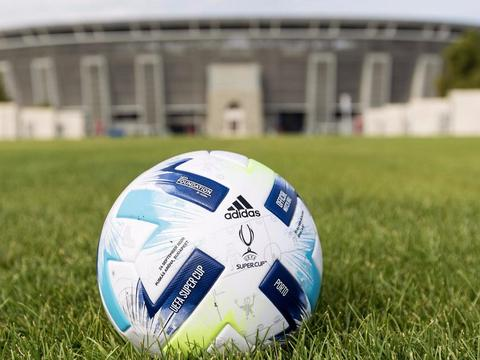 阿迪达斯发布2020年欧洲超级杯官方比赛球