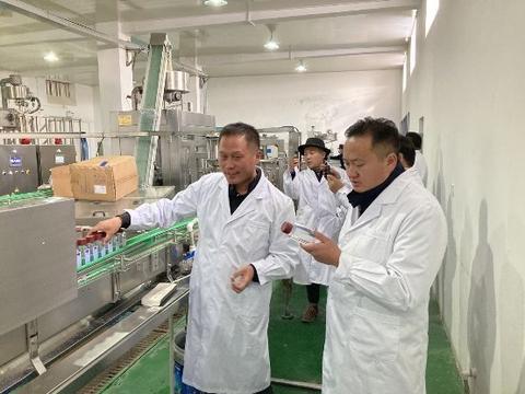 西藏地球第三极公司赴阿里地区深度调研特色产业