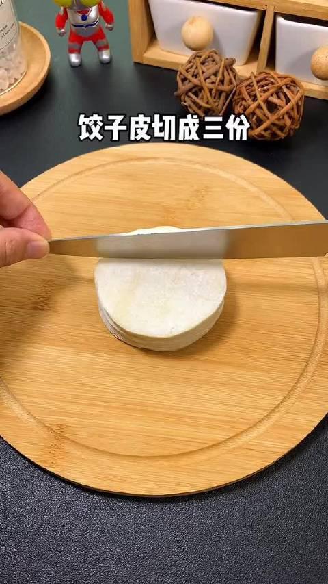 吃不完的饺子皮别扔,试试这个油泼面