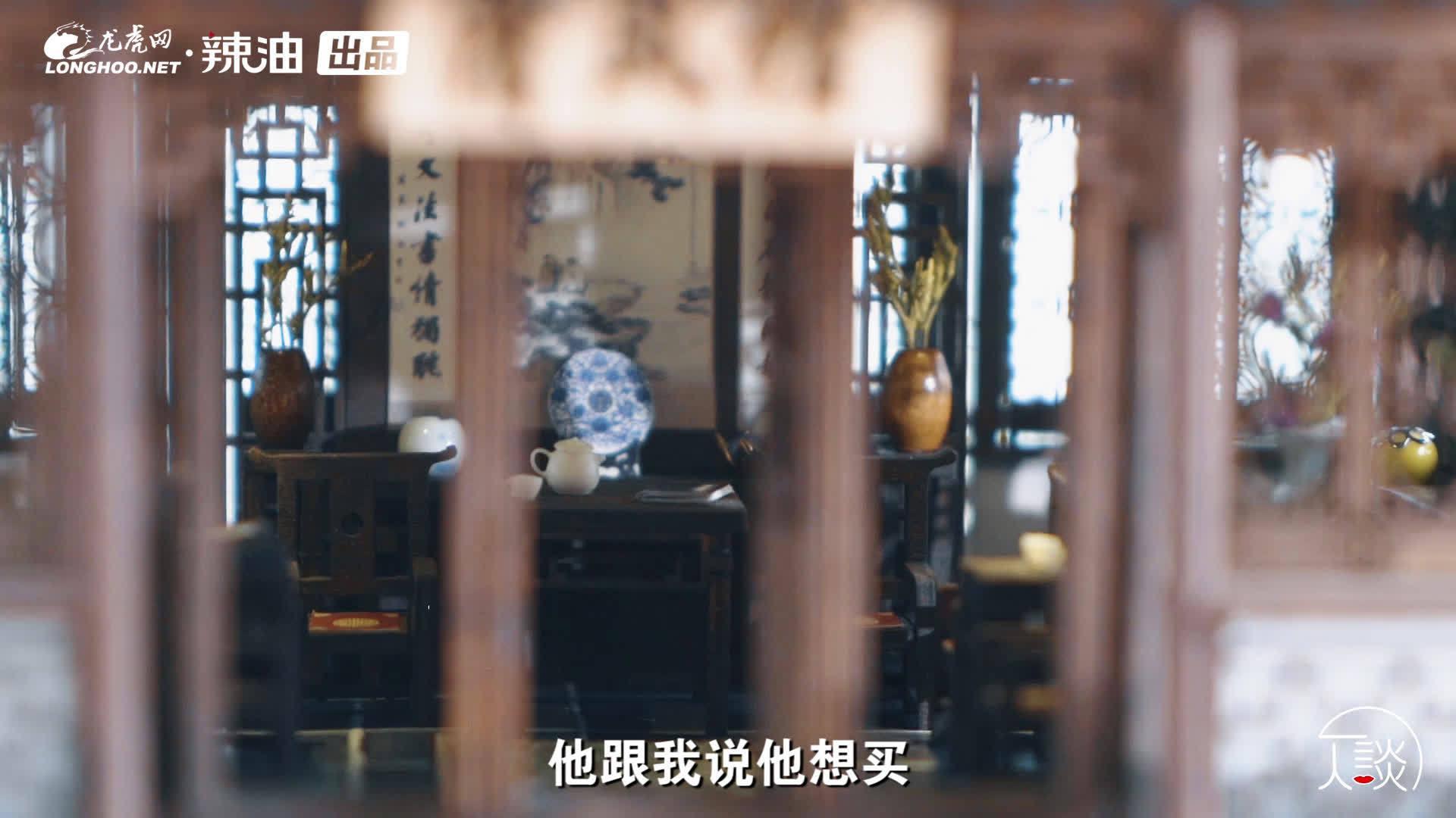情侣手工复原老北京四合院标价99万……