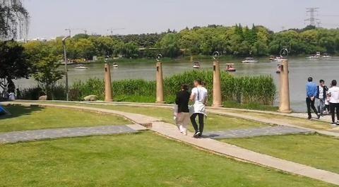 昆山市生态森林公园,一座城市的绿色天然氧吧,好玩的公园
