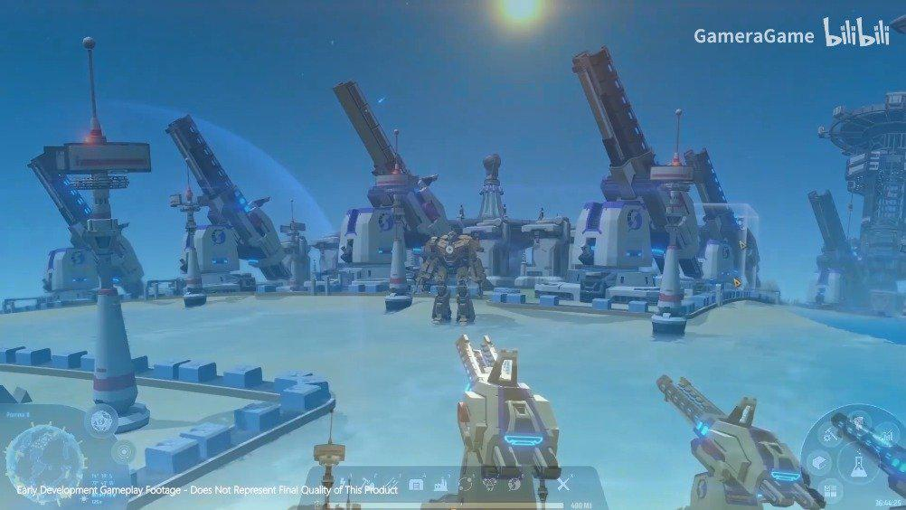 TGS Gamera Game发布会上……