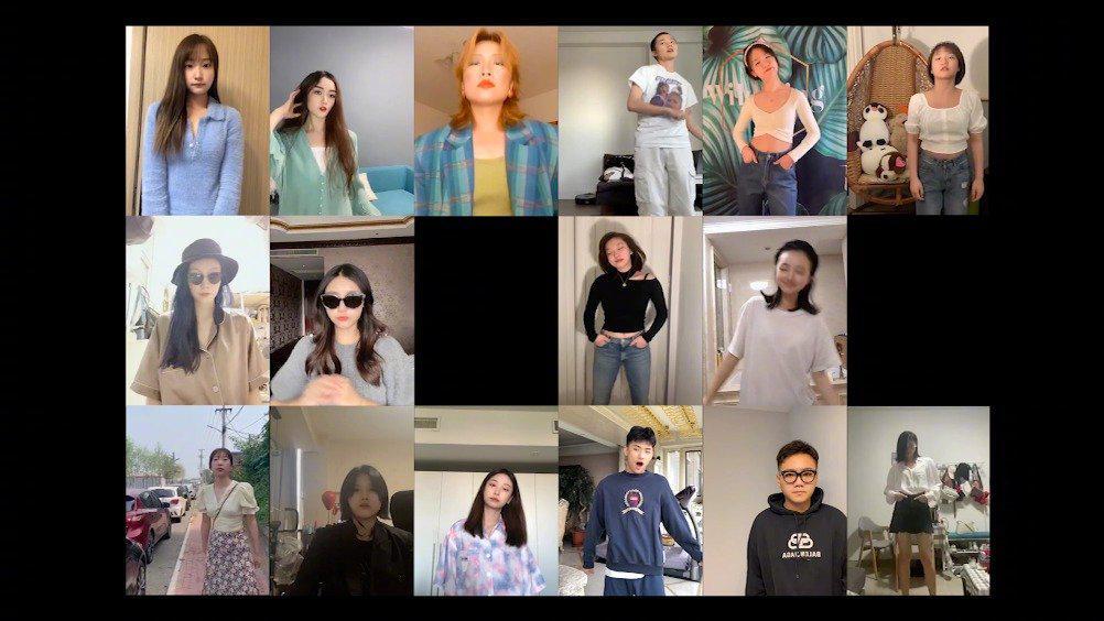 ×@男人装 ×@乐队的夏天 素人限定单曲舞蹈合辑第二弹来袭!