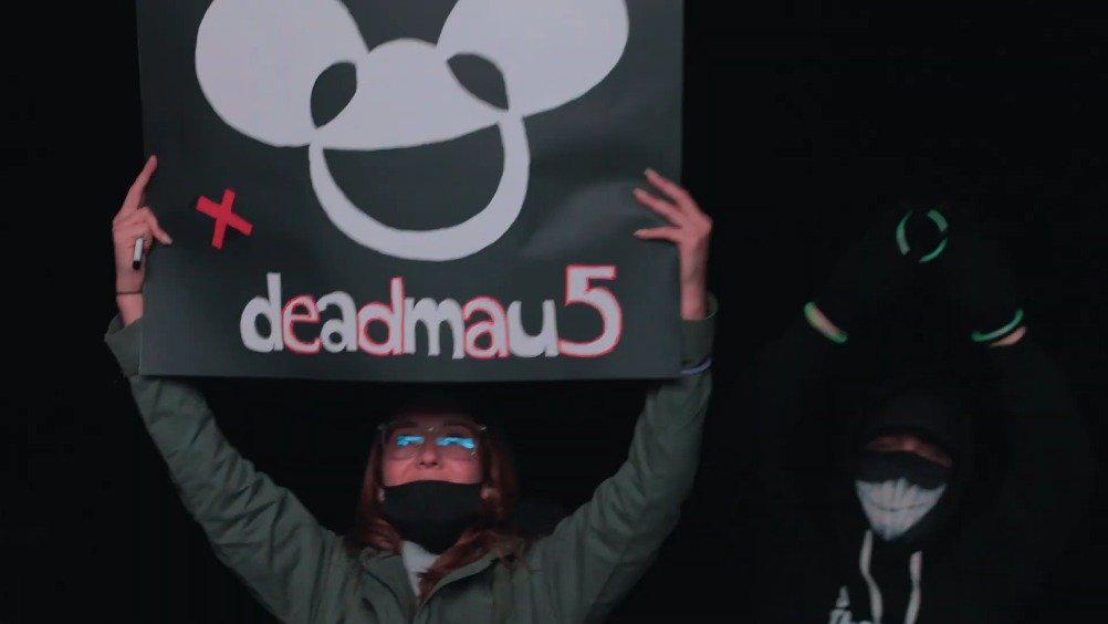 死老鼠Deadmau5最新蒙特利尔车迪回顾现场首播!