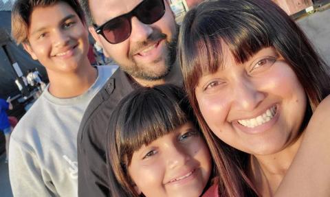 患者故事|年轻妈妈战胜4期ALK+变种非小细胞肺癌