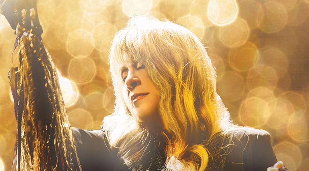 "Stevie Nicks ""Gypsy"" (24K金演唱会现场) - PopLeading"