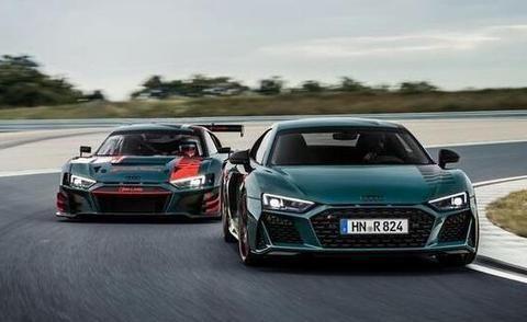 奥迪R8新车型正式发布 全新涂装 全球限量50台
