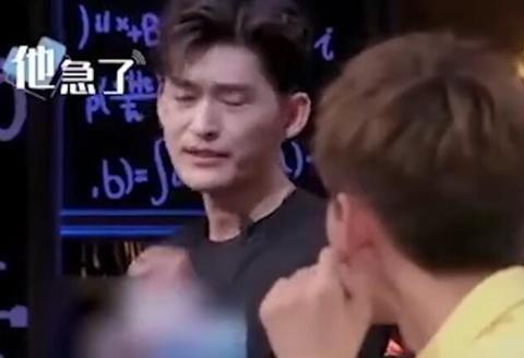 张翰为何与郑爽分手?他节目一个口误,暴露原因