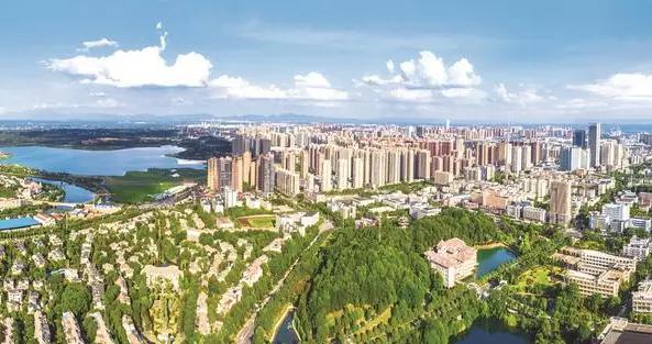 """""""2020中国综合投资热力百佳县市""""榜单出炉 长沙县位列第二"""