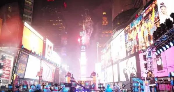 114年首次!美国纽约时报广场跨年活动改线上举行