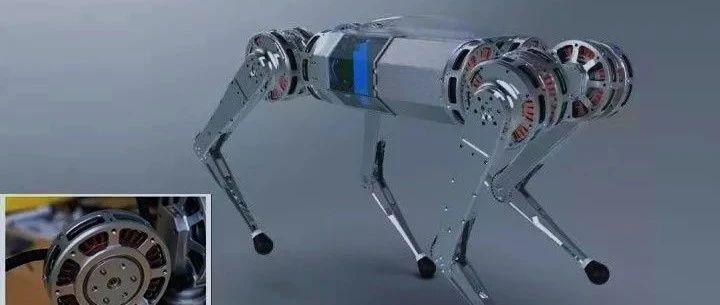 """机器狗是怎么动起来的?这个up主花三个月自制硬核""""机器人心脏"""",可承载机械战甲"""