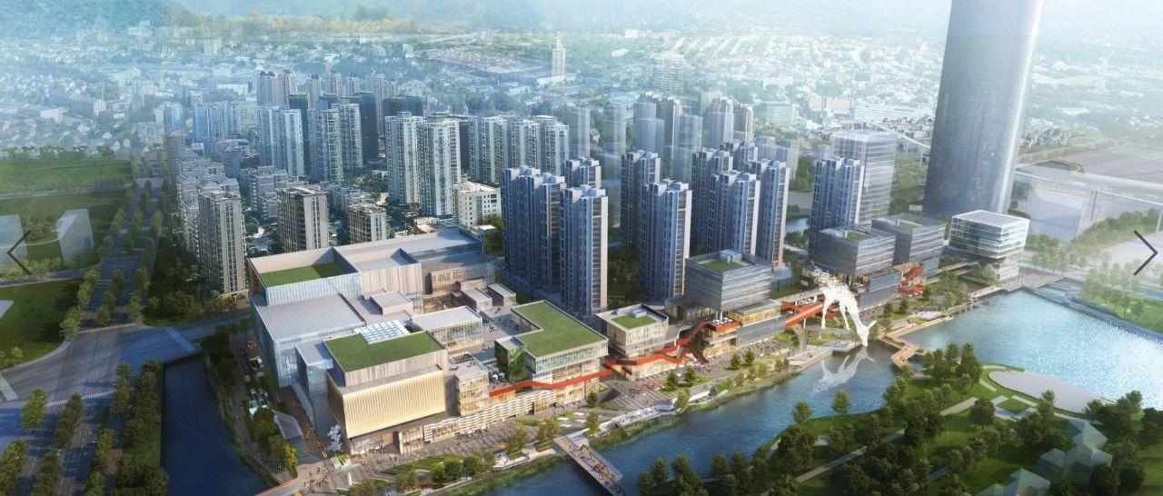 """温州印象城MEGA,重新解构商业的三大""""足够""""法则"""