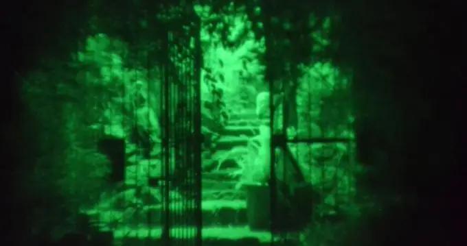 传感器优化在夜视技术中表现
