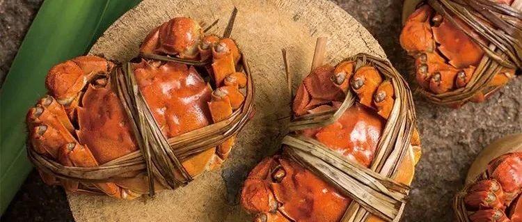 """蟹来啦!927邀您品尝-溱湖簖蟹,泰州人的""""私房蟹"""",膏肥黄厚~"""