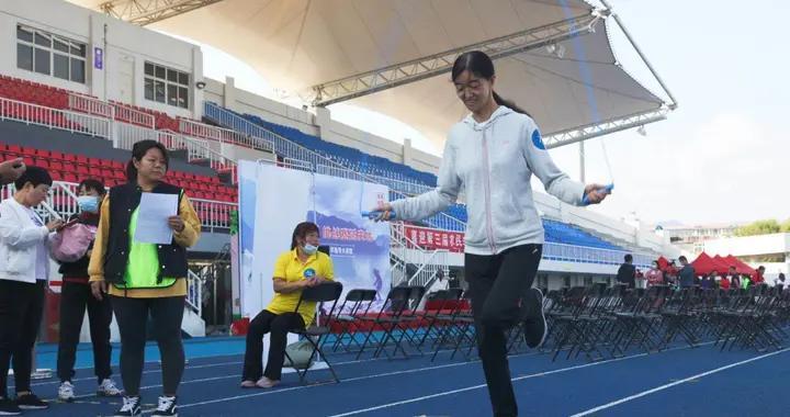 """冬奥赛区的全民健身""""北京纪录""""挑战赛有点儿不一样"""
