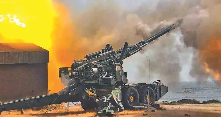 """印度国产大炮又炸膛了,已实现""""炸膛自由"""",直逼空军坠机速度"""
