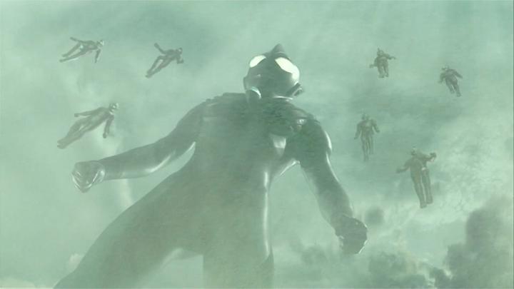 迪迦奥特曼被吊打的一话,和全世界为敌,连胜利队都不想救他?