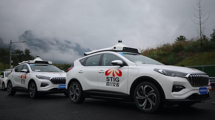 """西南地区首条实现自动驾驶的""""智慧高速""""来了!"""