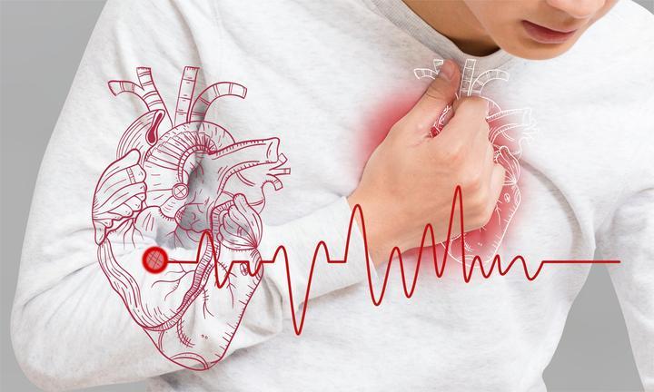 冠心病心绞痛,生活注意6件事,心脏也会舒服点